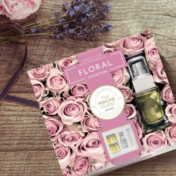 Floral Fragrance Design Gift Set