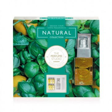 Design Your Own Fragrance - The Natural Collection
