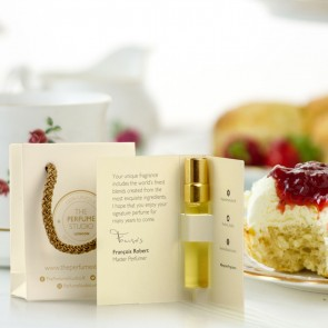 Gold Perfume Design Experience with Afternoon Tea