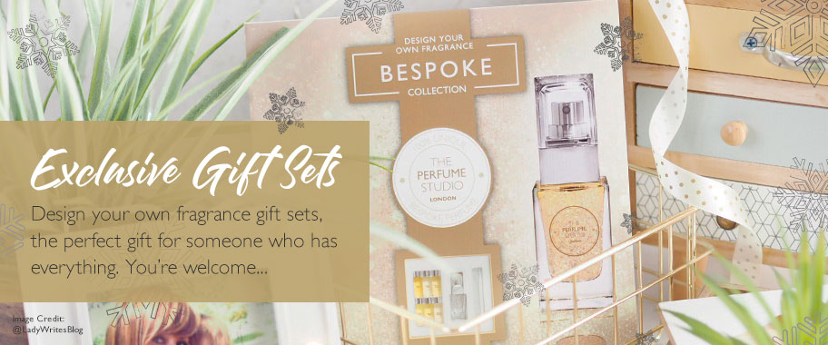 Exclusive Gift Sets Design your own fragrance gift sets, the perfect gift for someone who has everything. You're welcome...