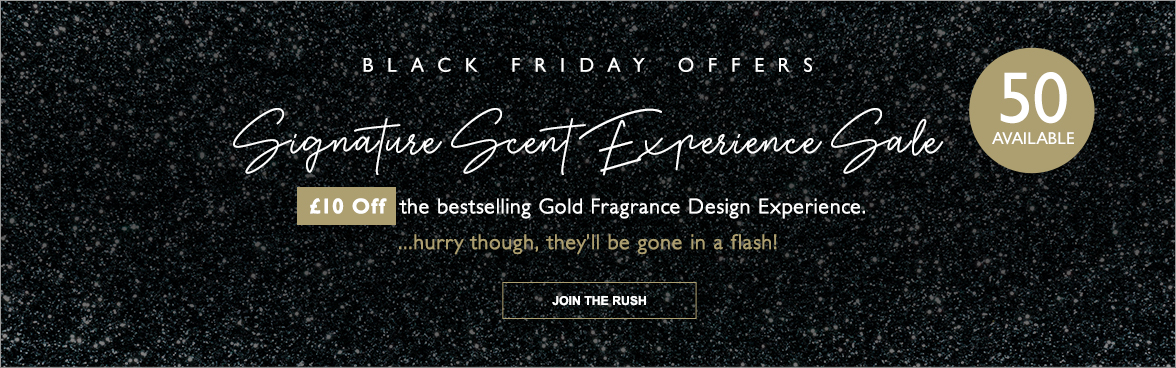 Black Friday - Signature Scent Experience Sale.