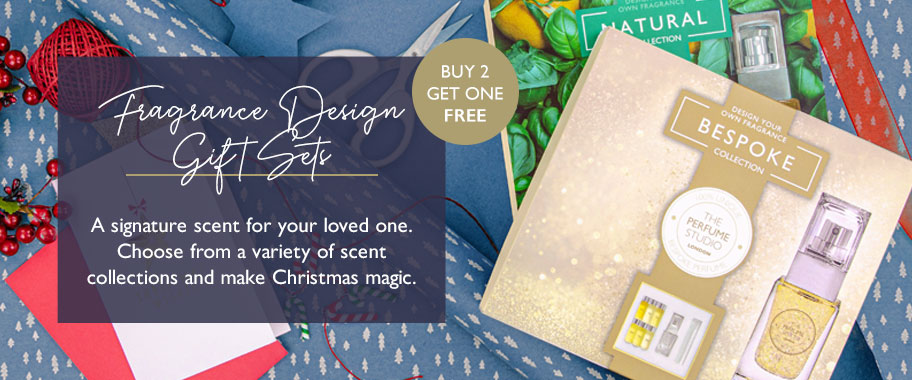 Design Your Own Fragrance - Gift Sets for Christmas