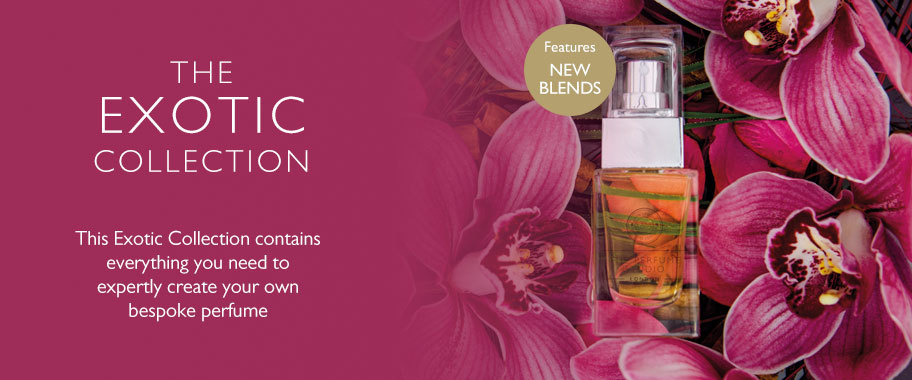 Design Your Own Fragrance Gift Set - Exotic Collection
