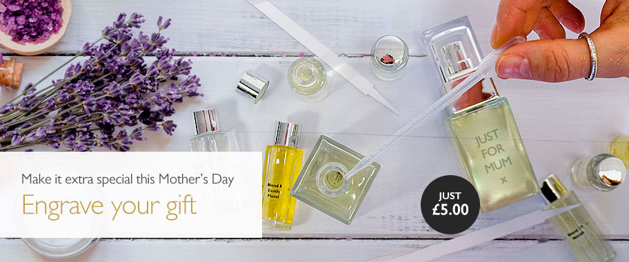 Make it Extra Special and Engrave your Mother's Day Giftt