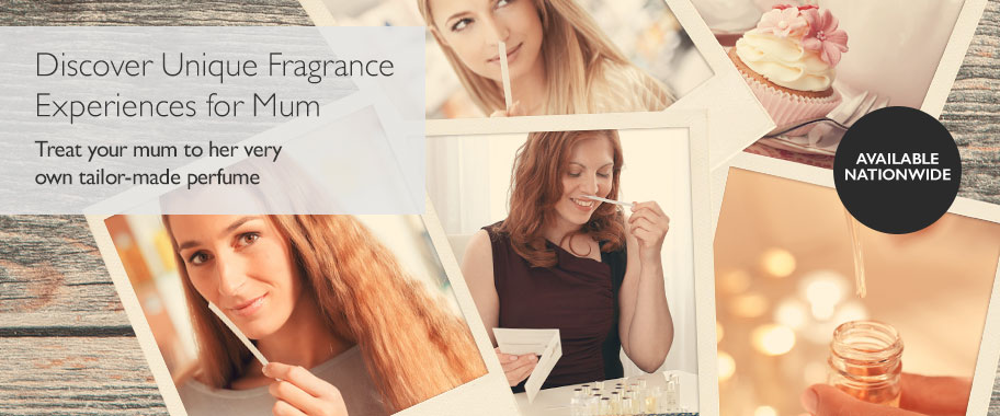 Unique Perfume Making Experiences for Mum.