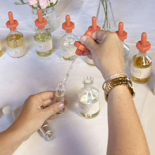 Fragrance Design Blending