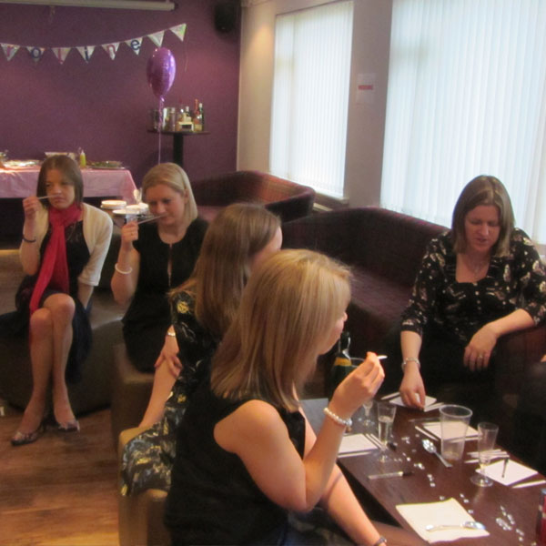 Fragrance Hen Parties