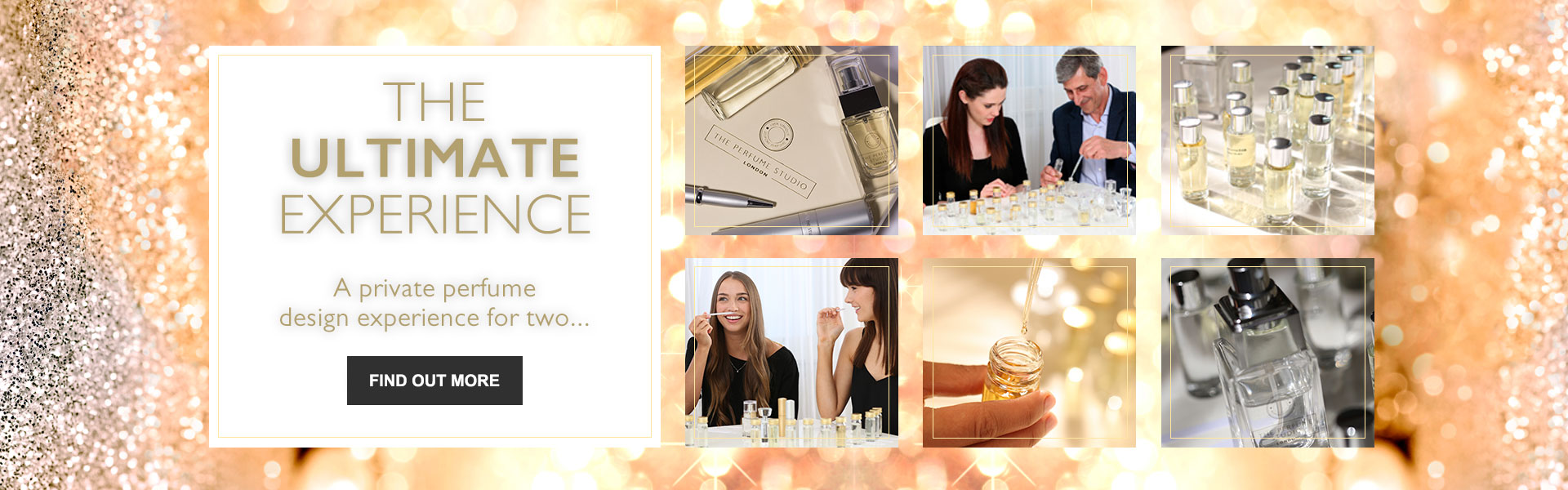 The Ultimate Experience - A private perfume experience for 2