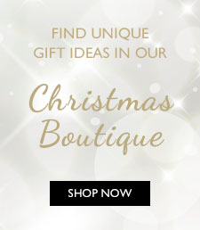 Find unique gift ideas in our Christmas boutique