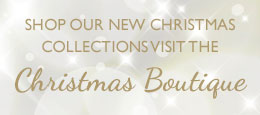Shop our new christmas collections - visit the christmas boutique